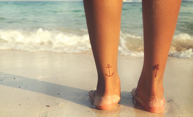 Ir A La Playa O Piscina Tras Hacerse Un Tatuaje Riesgos Y
