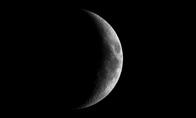 Las fases de la luna y tu corte de pelo