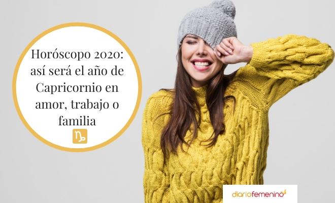 Horóscopo 2020 De Capricornio Mes A Mes Así Le Irá En El Amor Trabajo