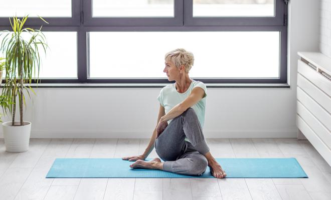Yogahora adelgazar brazos