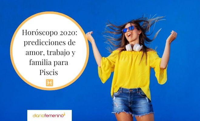 Horóscopo 2020 Completas Predicciones Para Piscis Mes A Mes