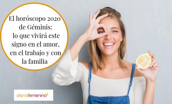 Horóscopo 2020 Géminis Y Todas Sus Predicciones Mensuales