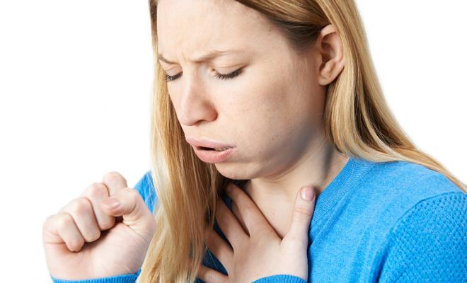 Dificultad respirar dolor espalda