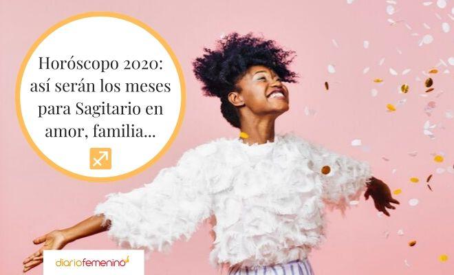 Horóscopo 2020 Predicciones Mensuales Para Sagitario