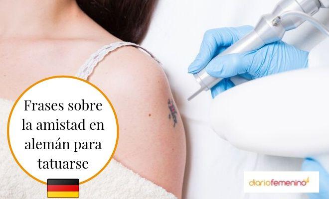27 Frases Para Tatuarse En Alemán Con Significado Especial Y