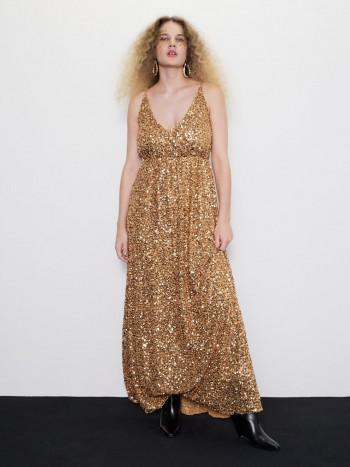 28 vestidos de Zara para Nochevieja 2019-2020: di adiós al año con estilo