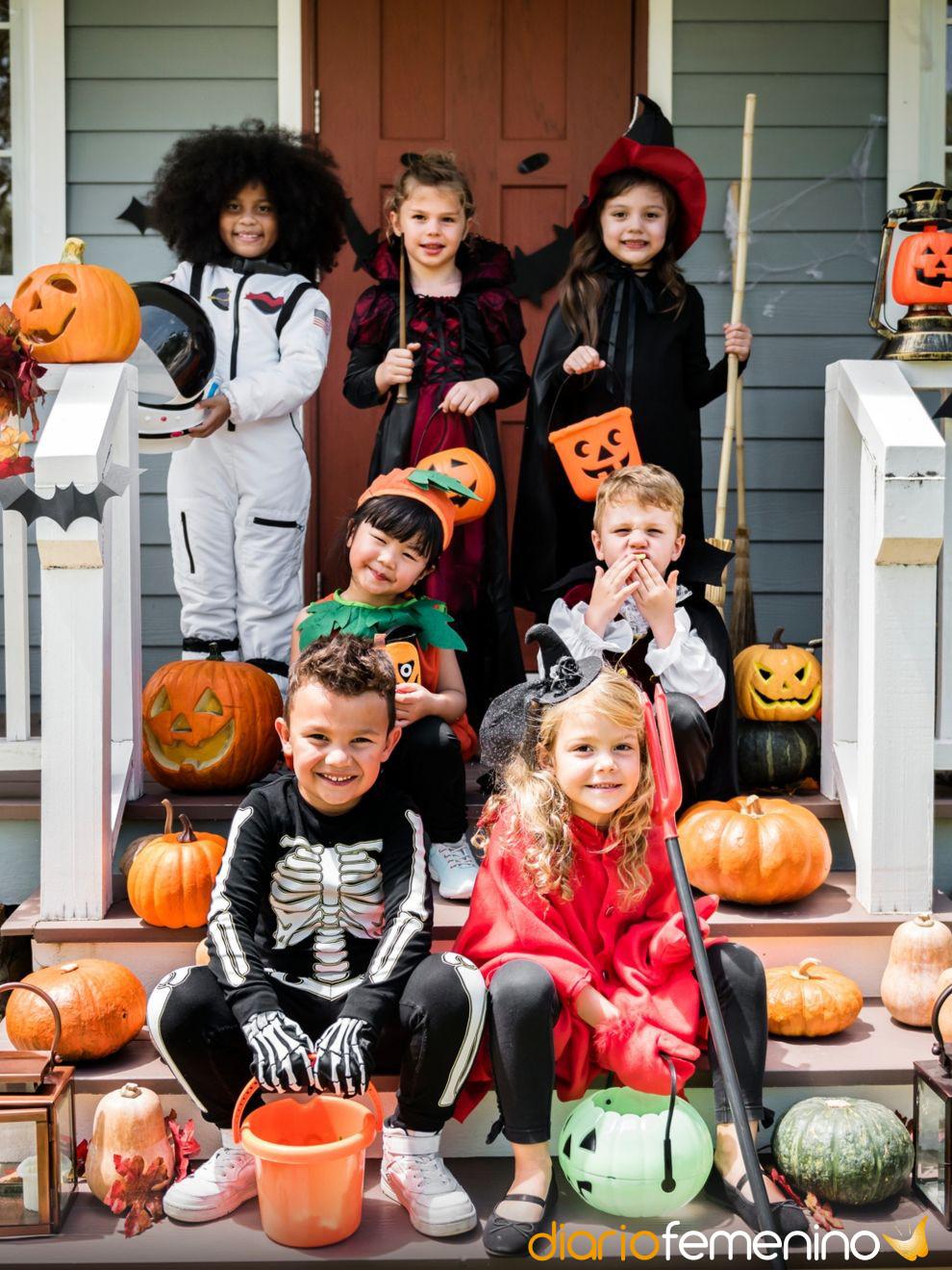 Juegos para Halloween: truco o trato