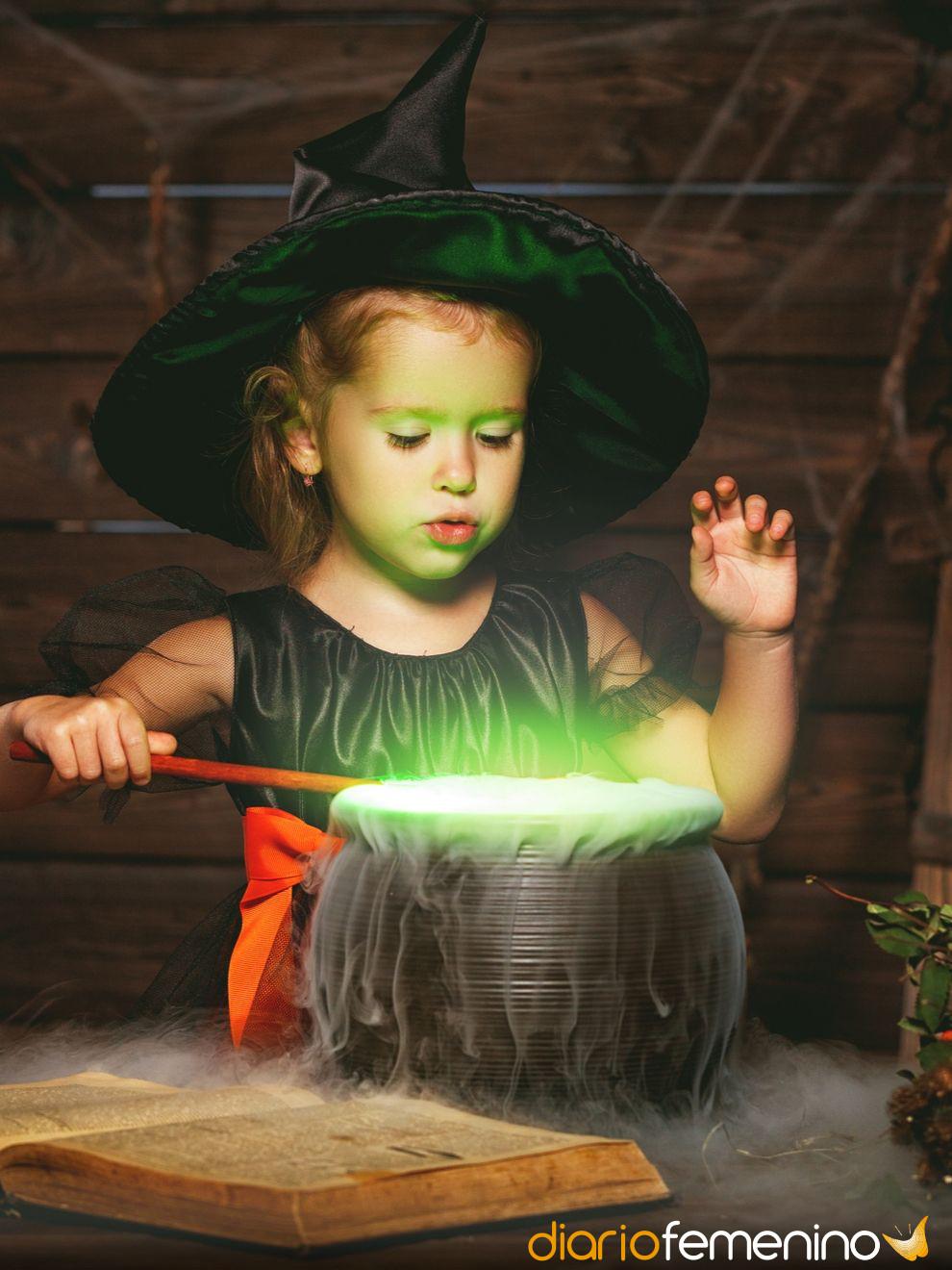 Juegos para Halloween: conjuros de brujas