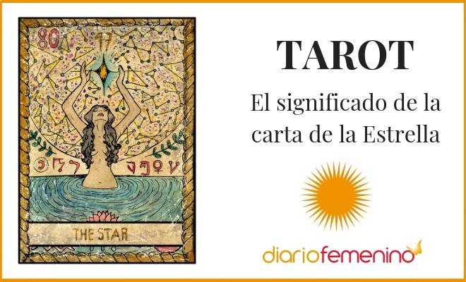 Significado De La Carta De La Estrella En El Tarot