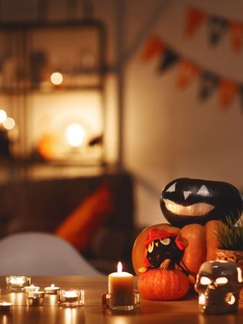 Ideas para decorar tu casa en Halloween (sin gastar demasiado dinero)