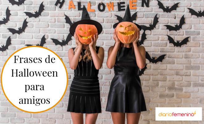 41 Aterradoras Frases De Halloween Felicitaciones No Aptas