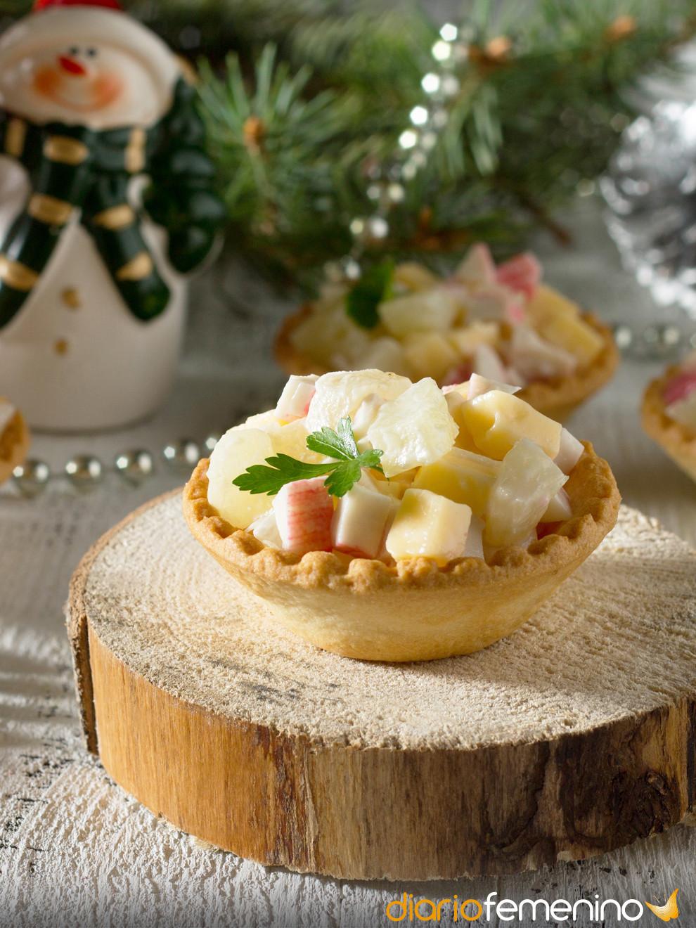 Recetas Frías Para Navidad De Entrantes Y Primeros