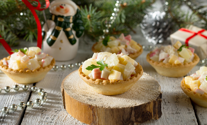 Recetas frías para Navidad (de entrantes y primeros