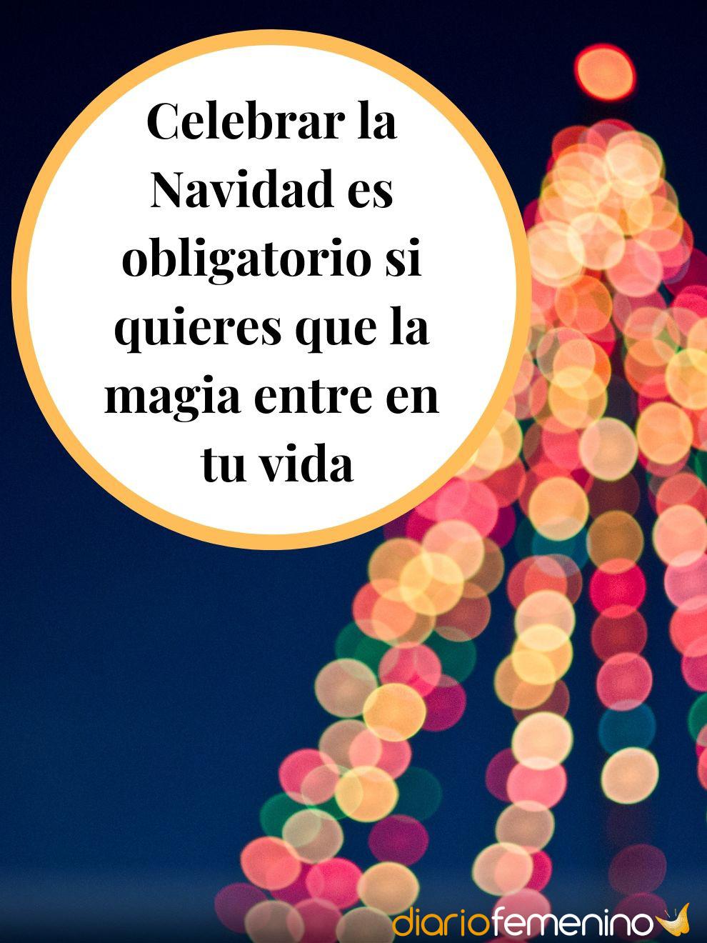 La Magia De La Navidad En Bonitas Frases De Amor Eterno