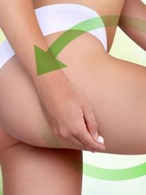 Cinco pasos para potenciar el efecto de las cremas reductoras