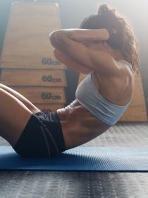5 razones para hacer ejercicios abdominales