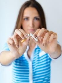 Dejar de fumar: Guía y método para la mujer