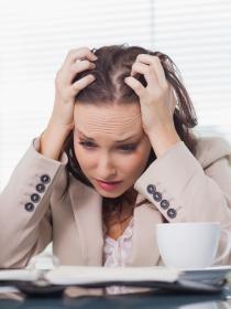 El estrés engorda a la mujer