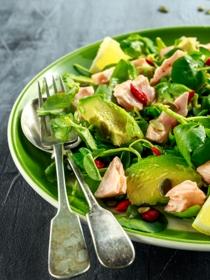 Dieta de frutas y vegetales crudos para adelgazar