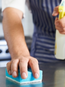 20 medidas para mantener la higiene en la cocina