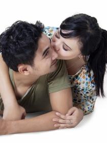 Posturas sexuales para estimular el punto G