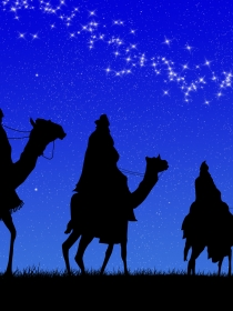 Historia de amor de los Reyes Magos: la vida amorosa de Melchor, Gaspar y Baltasar