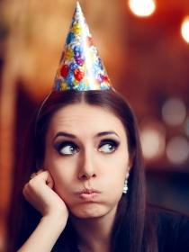 Depresión en Nochevieja: supera con éxito el fin de año