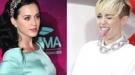 La extraña relación entre Miley Cyrus y Katy Perry: ¿algo más que amigas?
