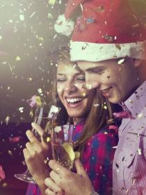 Carta de amor en Año Nuevo: 365 días de amor