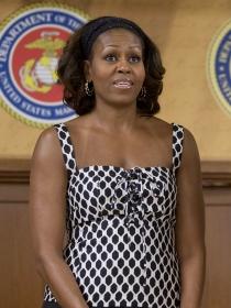 La extraña fiesta de cumpleaños de Michelle Obama