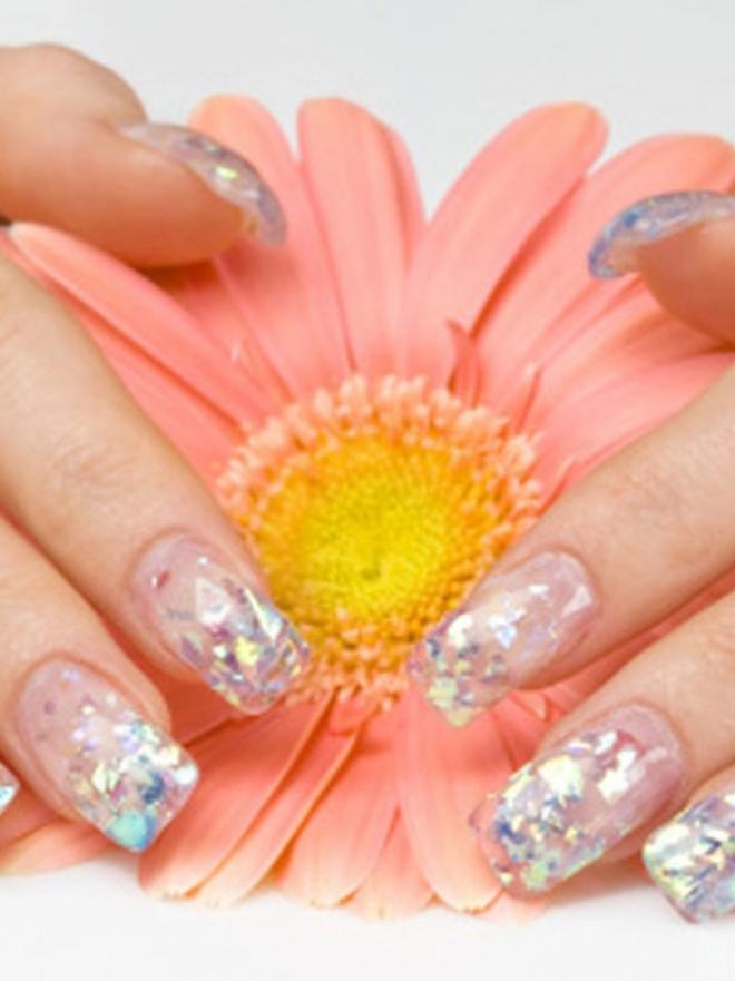 Nail Art Decora Tus Uñas Con Cinta Adhesiva