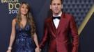 Messi y su novia Antonella Roccuzzo: Balón de Oro a la pareja más hortera