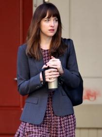 Dakota Johnson, protagonista de 50 sombras de Grey, estrena novio