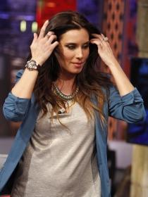 Pilar Rubio luce embarazo en su blog de moda: sexy hasta con barriguita