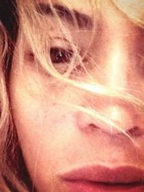 Beyoncé, sin maquillar: su cara, desnuda y al natural