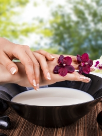 Falsos mitos sobre belleza: la leche rejuvenece la piel