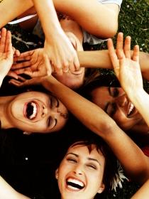 Risoterapia: ríete del estrés