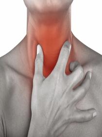 Cuando tenemos dolor de garganta sin fiebre