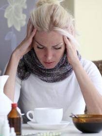 Cómo aliviar el dolor de cabeza provocado por la gripe