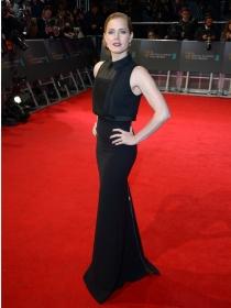 Look de Amy Adams: Oscars 2014 a la sencillez y a la belleza natural