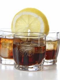 Las bebidas frías y el dolor de garganta