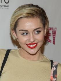 La foto de Miley Cyrus en la cama con un chico, ¿montaje o realidad?