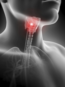 Dolor de garganta por infección vírica