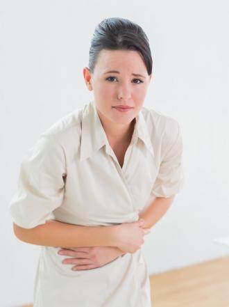 Rigidez abdominal y dolor