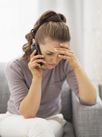 Estrés por el teléfono móvil