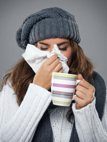 Remedios caseros para la gripe: todo lo que está en tus manos