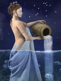 Horóscopo y compatibilidad de signos: la mujer Acuario en el amor