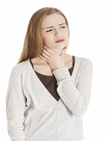 Dolor de garganta en el lado derecho