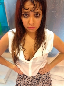 Cristina Pedroche, la miss camiseta mojada más deportista: Frank Blanco, derrotado