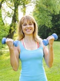 El mejor ejercicio para sobrellevar la menopausia